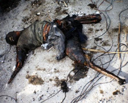Fallujah Victim